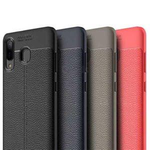 قاب محافظ سامسونگ Auto Focus Texture Case | Galaxy A8 Star | A9 Star