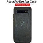 buy price samsung galaxy s10 plus porcshe design leather pu case قاب گوشی