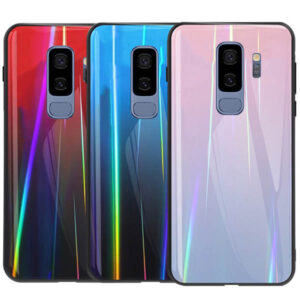 قاب محافظ لیزری سامسونگ Shiny Laser Cover | Galaxy S9 Plus