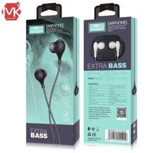 buy price wired extra bass earldom et-24 earphone 1 هندزفری سیمی