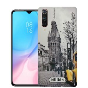 قاب محافظ شیائومی Black & White Painted City Case | Mi CC9 | Mi 9 Lite