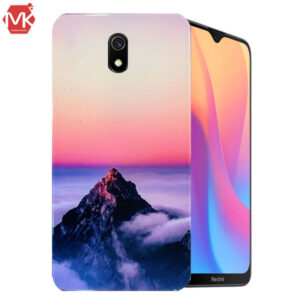 قاب UV طرح کوه شیائومی UV Coated Tall Mount Cover | Redmi 8A