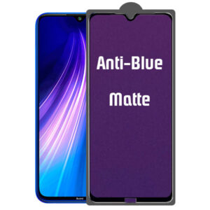 محافظ صفحه شیائومی Ceramics Matte Anti-Blue Protector | Redmi Note 8
