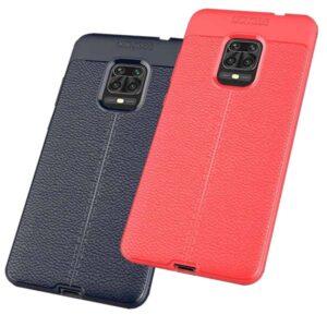 قاب محافظ شیائومی Auto Focus Texture Case | Redmi Note 9s | Note 9 Pro | Max