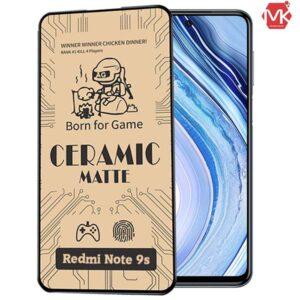 محافظ سرامیک مات Ceramics Matte Film Redmi Note 9s | Note 9 Pro | Pro Max