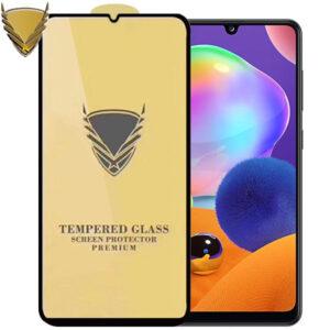 محافظ صفحه سامسونگ Golden Armor OG Glass | Galaxy A31