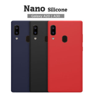 قاب نانو سیلیکون سامسونگ Silicone Nano Case | Galaxy A30 | A20