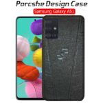 buy price samsung galaxy a51 porcshe design leather pu case قاب گوشی