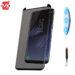 buy price samsung galaxy s8 anti spy privacy glass خرید گلس ضد جاسوسی 1