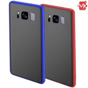قاب محافظ دودی سامسونگ TPU + Plastic Hybrid Case | Galaxy S8