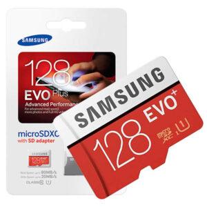 رم میکرو اس دی سامسونگ UHS-I Class 10 Samsung Micro SDXC 128GB
