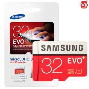 کارت حافظه سامسونگ Class 10 Samsung Micro SDXC 32GB