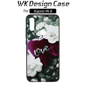 قاب طرح دار شیائومی Painted Lovely Case | Mi 8