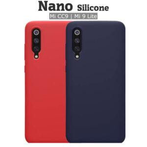 قاب نانو سیلیکون شیائومی Silicone Nano Case | Mi CC9 | Mi 9 Lite