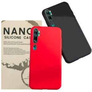 قاب نانو سیلیکون شیائومی Silicone Nano Case | Mi Note 10 | Mi CC9 Pro