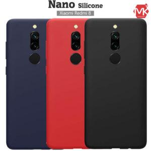 قاب سیلیکون نانو شیائومی Silicone Nano Case | Redmi 8