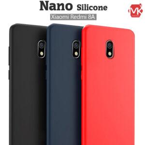 قاب محافظ نانو سیلیکون شیائومی Silicone Nano Case | Redmi 8A