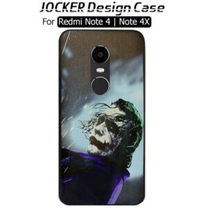 قاب جوکر شیائومی Painted Joker Case | Redmi Note 4 | Note 4X