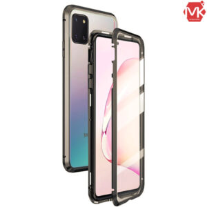 قاب مگنتی سامسونگ Tempered Glass Magnetic Case | Galaxy Note 10 Lite