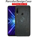 buy price y9 prime 2019 honor 9x porcshe design leather pu case قاب گوشی