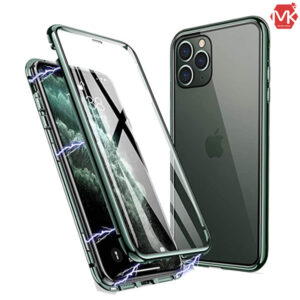 قاب 360درجه آیفون Adsorption Magnetic Case | iphone 11 Pro