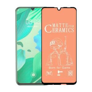 محافظ صفحه مات سرامیک Ceramics Matte Film | Honor 20 Lite