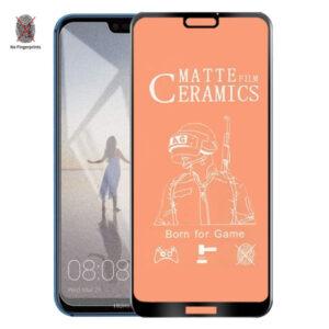 محافظ سرامیک مات Ceramics Matte Film | P20 Lite | Nova 3E