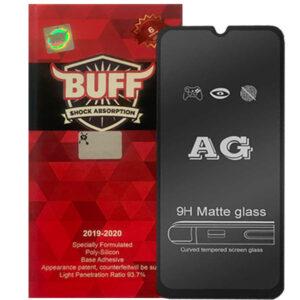 محافظ صفحه مات سامسونگ BUFF Matte Glass | Galaxy A50s | A30s | A50