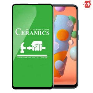 محافظ سرامیک سامسونگ Screen Ceramics Film | Galaxy A11 | M11