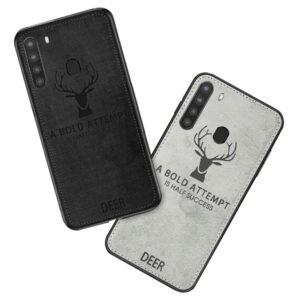 قاب محافظ سامسونگ Soft Deer Case | Galaxy A21