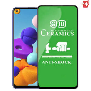 محافظ صفحه سامسونگ Screen Ceramic Protector | Galaxy A21s