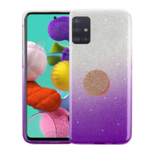 buy price samsung galaxy a51 shiny alkyd jelly case 1 خرید قاب گوشی