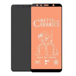 محافظ سرامیک مات Ceramics Matte Film | Galaxy A7 2018 | A750