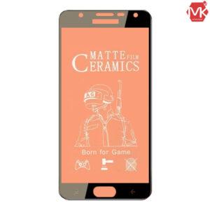 محافظ صفحه سرامیک مات Ceramics Matte Film | Galaxy j7 Prime