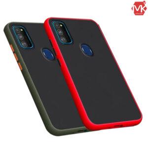 قاب هیبرید سامسونگ Matte Hybrid Case | Galaxy M30s
