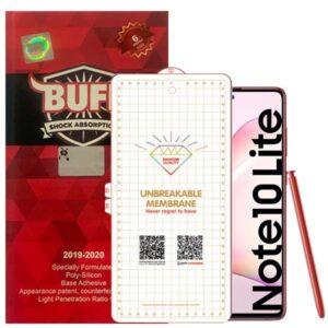 محافظ هیدروژل سامسونگ BUFF Hydrogel Protector | Galaxy Note 10 Lite | S10 Lite