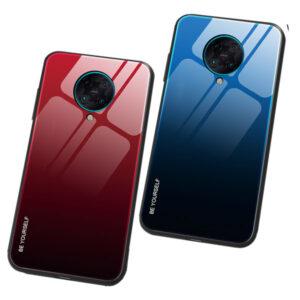 قاب محافظ شیائومی Hard Glass Cover | Redmi K30 Pro | Poco F2 Pro