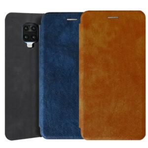 کیف شیائومی Leather Wallet | Redmi Note 9 Pro | Note 9s | Note 9 Pro Max