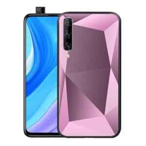 قاب محافظ هواوی Glass Diamond Cover | Huawei Y9s