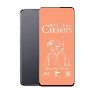 محافظ صفحه سامسونگ Ceramics Matte Film | Galaxy A80