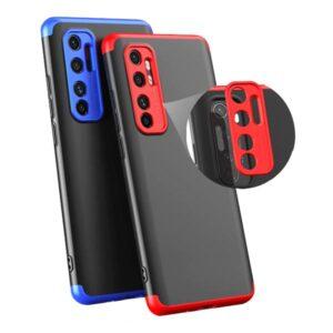 قاب محافظ 360درجه شیائومی Full Cover GKK Case | Mi Note 10 Lite