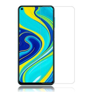 buy price xiaomi redmi note 9 2.5d tempered screen glass خرید گلس
