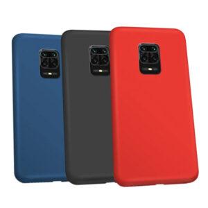 قاب محافظ شیائومی Silicone Cover | Redmi Note 9s | Note 9 Pro | Note 9 Pro Max