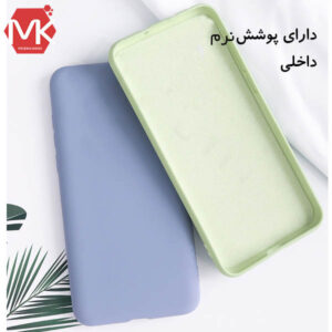 buy price xiaomi redmi note 9s note 9 pro note 9 pro max soft touch liquid silicone case ۷ قاب گوشی