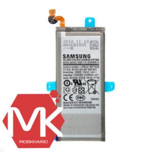 باتری اورجینال سامسونگ گلکسی نوت ۸ با ظرفیت ۳۳۰۰ میلی آمپر ساعت