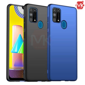 قاب محافظ سامسونگ Anti-FingerPrnit Matte Case | Samsung M31