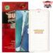 محافظ صفحه سامسونگ BUFF Film Hydrogel Cover | Galaxy Note20 | Note 20
