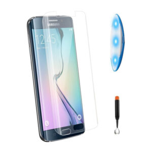 محافظ صفحه یو وی سامسونگ Nano UV Glass | Galaxy S6 Edge