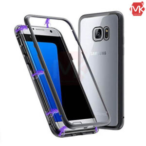 قاب محافظ سامسونگ Metal Frame Magnetic Case | Samsung S7 Edge