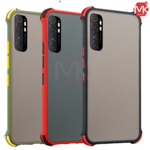 قاب محافظ شیائومی ShockProof Matte AirBag Case | Mi Note 10 Lite